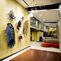 Отель C U Inn Bangkok Таиланд, Бангкок - отзывы, цены и фото номеров - забронировать отель C U Inn Bangkok онлайн интерьер отеля