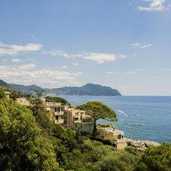 Отель Romantik Hotel Villa Pagoda Италия, Генуя - отзывы, цены и фото номеров - забронировать отель Romantik Hotel Villa Pagoda онлайн пляж