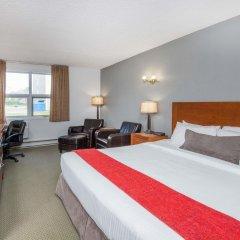 Отель Howard Johnson by Wyndham Quebec City Канада, Квебек - отзывы, цены и фото номеров - забронировать отель Howard Johnson by Wyndham Quebec City онлайн комната для гостей фото 2