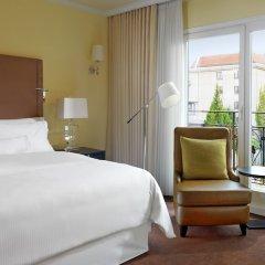 Отель The Westin Grand, Berlin комната для гостей фото 8