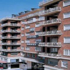 Отель NH Sanvy Испания, Мадрид - отзывы, цены и фото номеров - забронировать отель NH Sanvy онлайн вид на фасад