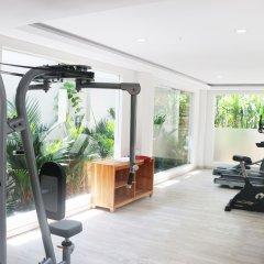 Отель Jimbaran Bay Beach Resort & Spa фитнесс-зал фото 3