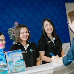 Krabi SeaBass Hotel интерьер отеля фото 2