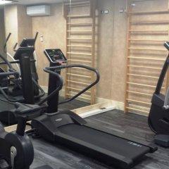Отель Maydrit фитнесс-зал фото 3