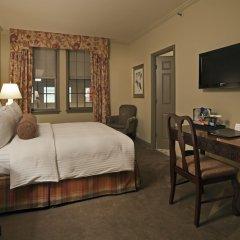 Отель The Henley Park Hotel США, Вашингтон - отзывы, цены и фото номеров - забронировать отель The Henley Park Hotel онлайн удобства в номере
