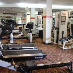 Отель Amari Don Muang Airport Bangkok фитнесс-зал фото 3
