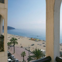 Отель Apartamentos Rosanna пляж