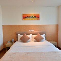 Отель Joyful star Hotel Pu Dong Airport WanXia Китай, Шанхай - 1 отзыв об отеле, цены и фото номеров - забронировать отель Joyful star Hotel Pu Dong Airport WanXia онлайн комната для гостей фото 4
