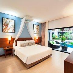 Отель Deevana Plaza Krabi комната для гостей фото 3