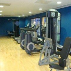 Отель Holiday Inn Birmingham Airport фитнесс-зал фото 4