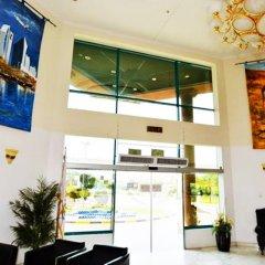 Dubai Youth Hostel интерьер отеля