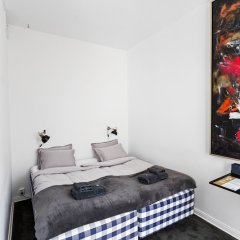 Отель Eight Rooms Стокгольм комната для гостей фото 4