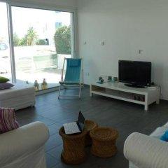 Отель Villa Centrum Кипр, Протарас - отзывы, цены и фото номеров - забронировать отель Villa Centrum онлайн комната для гостей фото 4