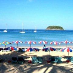 Отель Kata Tranquil Villa пляж фото 2