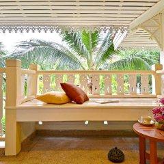 Отель Wora Bura Hua Hin Resort and Spa балкон