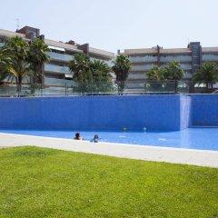 Отель Ibersol Residencial SPA Aqquaria бассейн фото 3