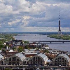 Отель Grand Palace Hotel Латвия, Рига - 1 отзыв об отеле, цены и фото номеров - забронировать отель Grand Palace Hotel онлайн балкон