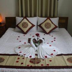 Отель Hoi An Coco Couple Homestay сейф в номере