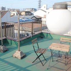 Star Inn Tokyo Hostel Токио бассейн