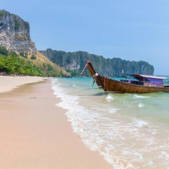Отель Krabi Success Beach Resort пляж