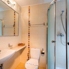 Гостиница Євроотель ванная фото 2