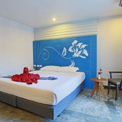 Отель Days Inn by Wyndham Patong Beach Phuket Таиланд, Карон-Бич - 1 отзыв об отеле, цены и фото номеров - забронировать отель Days Inn by Wyndham Patong Beach Phuket онлайн комната для гостей фото 4