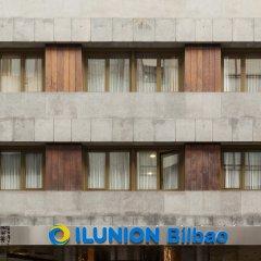 Отель Ilunion Hotel Bilbao Испания, Бильбао - 2 отзыва об отеле, цены и фото номеров - забронировать отель Ilunion Hotel Bilbao онлайн вид на фасад
