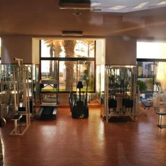 Отель Orient Palace Сусс фитнесс-зал фото 2
