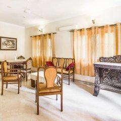 Отель GuestHouser 4 BHK Villa 6dcf Гоа комната для гостей фото 2