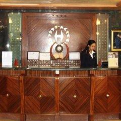 Отель Helnan Chellah Hotel Марокко, Рабат - отзывы, цены и фото номеров - забронировать отель Helnan Chellah Hotel онлайн интерьер отеля фото 3