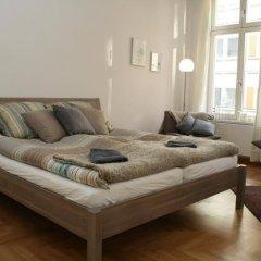 Отель Kokon Apartments Германия, Лейпциг - отзывы, цены и фото номеров - забронировать отель Kokon Apartments онлайн комната для гостей фото 4