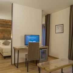 Hotel Garnì Caminetto Горнолыжный курорт Скирама Доломити Адамелло Брента комната для гостей фото 5