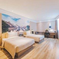 Отель Royal Logoon Hotel - Xiamen Китай, Сямынь - отзывы, цены и фото номеров - забронировать отель Royal Logoon Hotel - Xiamen онлайн удобства в номере