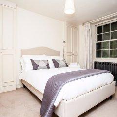 Отель Bright &Spacious Central 1 Bed Basement Flat Лондон комната для гостей фото 4