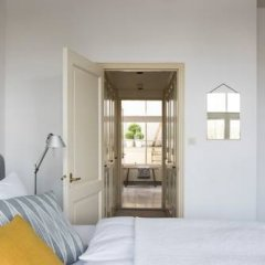 Отель De Hoedenmaker Номер Делюкс с различными типами кроватей фото 8