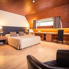 Отель Balneario Rocallaura 4* Полулюкс