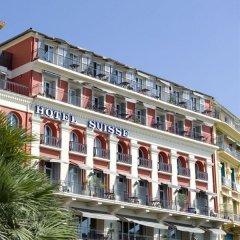 Отель Hôtel Suisse Франция, Ницца - отзывы, цены и фото номеров - забронировать отель Hôtel Suisse онлайн фото 3