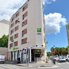 Отель ibis Styles Marseille Timone парковка