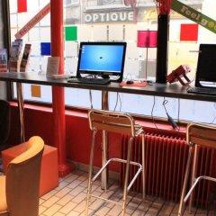 Отель Smart Place Paris Gare du Nord by Hiphophostels гостиничный бар фото 2
