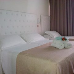 Отель La Perla Римини комната для гостей фото 4