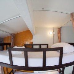 Отель Bed De Bell Hostel Таиланд, Бангкок - отзывы, цены и фото номеров - забронировать отель Bed De Bell Hostel онлайн комната для гостей