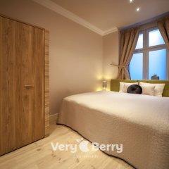 Апартаменты Very Berry Apartments Kramarska 18 Познань комната для гостей