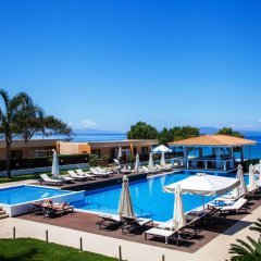 Отель Villa Di Mare Seaside Suites бассейн фото 3