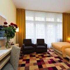 Отель Amarilis Чехия, Прага - 1 отзыв об отеле, цены и фото номеров - забронировать отель Amarilis онлайн комната для гостей фото 2