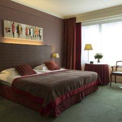 Plaza Hotel Антверпен комната для гостей фото 3