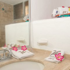 Отель Villas Miramar ванная фото 2