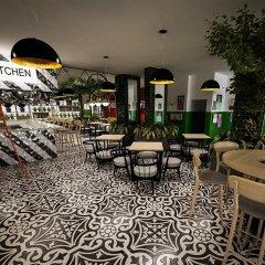 Anjeliq Downtown Hotel Аланья гостиничный бар
