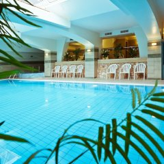 Отель Holiday Club Heviz бассейн фото 2