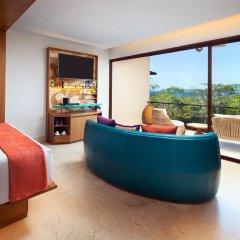 Отель W Costa Rica - Reserva Conchal комната для гостей фото 5