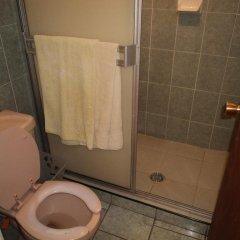 Отель Los Pinos Мексика, Креэль - отзывы, цены и фото номеров - забронировать отель Los Pinos онлайн ванная фото 2